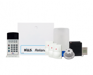 Hills Reliance Alarm package Perth